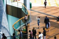 Dubai Mall Stock Images