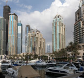 Dubai Marina Stock Photos