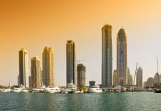 Free Dubai Marina Stock Photo - 4880530