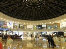 Dubai Marina Mall in the UAE Stock Photography
