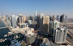 Dubai Marina, UAE Stock Images