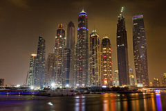 Dubai Marina, UAE Royalty Free Stock Image