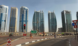 Dubai Marina, UAE Stock Photography