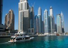 Dubai Marina Royalty Free Stock Images