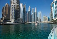 Dubai Marina Stock Photography
