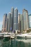 Dubai Marina in UAE Royalty Free Stock Photo