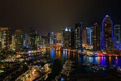 Dubai Marina view,Dubai,UAE Stock Photography