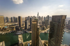 Dubai Marina Royalty Free Stock Photography