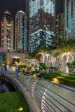 Dubai Marina walk Stock Images