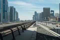 Dubai metro Royalty Free Stock Photo