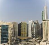 Dubai metro station Royalty Free Stock Photography