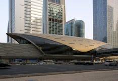 Dubai Metro, United Arab Emirates Stock Photography
