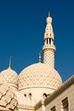 dubai minaretu meczet Obrazy Stock