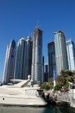 Dubai modern buildings Stock Image