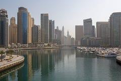 Dubai at morning Royalty Free Stock Photography