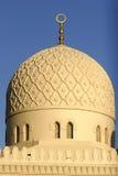 Dubai Mosque Royalty Free Stock Photography