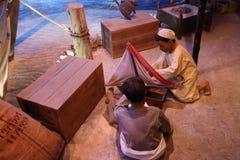 Dubai museum Royaltyfri Fotografi