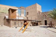 Dubai museum arkivbilder
