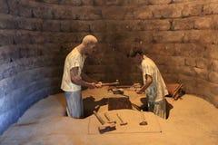 Dubai museum Stock Image