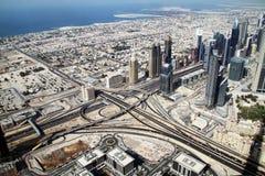 Dubai nos UAE Imagem de Stock