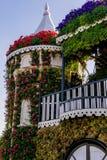 Dubai, 17. November 2017 - Garten des Wunder-UAE in Dubai UAE lizenzfreies stockfoto