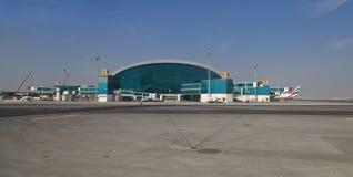 Terminal at Dubai Airport Royalty Free Stock Image