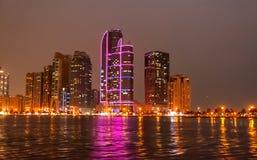 Dubai-Park Lizenzfreies Stockfoto