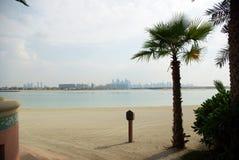 Dubai. Persian Gulf. Royalty Free Stock Photo