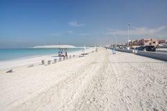 dubai plażowy jumeirah obrazy stock