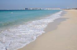 dubai plażowy jumeirah obraz stock