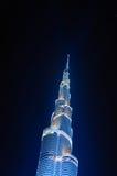 Dubai que celebra el recibimiento de la expo 2020 Imagen de archivo libre de regalías
