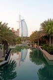 Dubai-Rücksortierung Lizenzfreies Stockbild