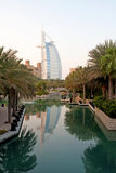 Dubai resort Royalty Free Stock Image