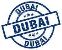 Dubai stamp. Dubai round grunge stamp isolated on white background Stock Photo