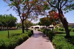 Dubai Safa Park. That's a crazy place Stock Photography