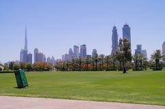 Dubai Safa Park Royalty Free Stock Image