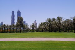 Dubai Safa Park Stock Photos