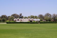 Dubai Safa Park. That's a crazy place Stock Photos