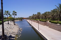 Dubai Safa Park Stock Photography