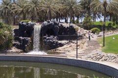 Dubai Safa Park stock photo