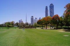 Dubai Safa Park Stock Image