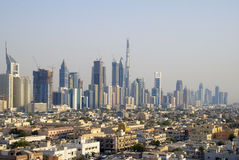 Dubai and Satwa Stock Images