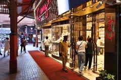 Dubai-Schmuck Stockfotos