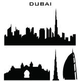 Dubai Royalty Free Stock Photo