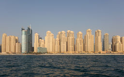 Dubai Skyline Royalty Free Stock Images