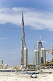 Dubai-Skyline Stockfotografie
