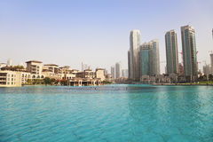 Dubai Skyline, UAE Stock Images