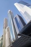 Dubai Skyline, UAE. Image of Dubai skyline, United Arab Emirates Royalty Free Stock Photo