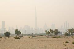 Dubai Skyline Stock Photos