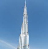 Dubai skyscarper Stock Photos